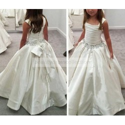 Princess Beaded Sleeveless...